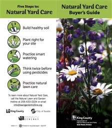Photo of Natural Yard Care Buyer's Guide