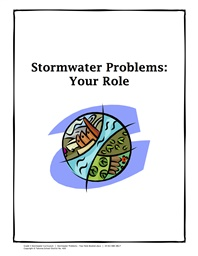 Photo of Stormwater Problems – Your Role