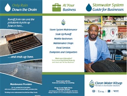 Photo of Stormwater System Business Guide